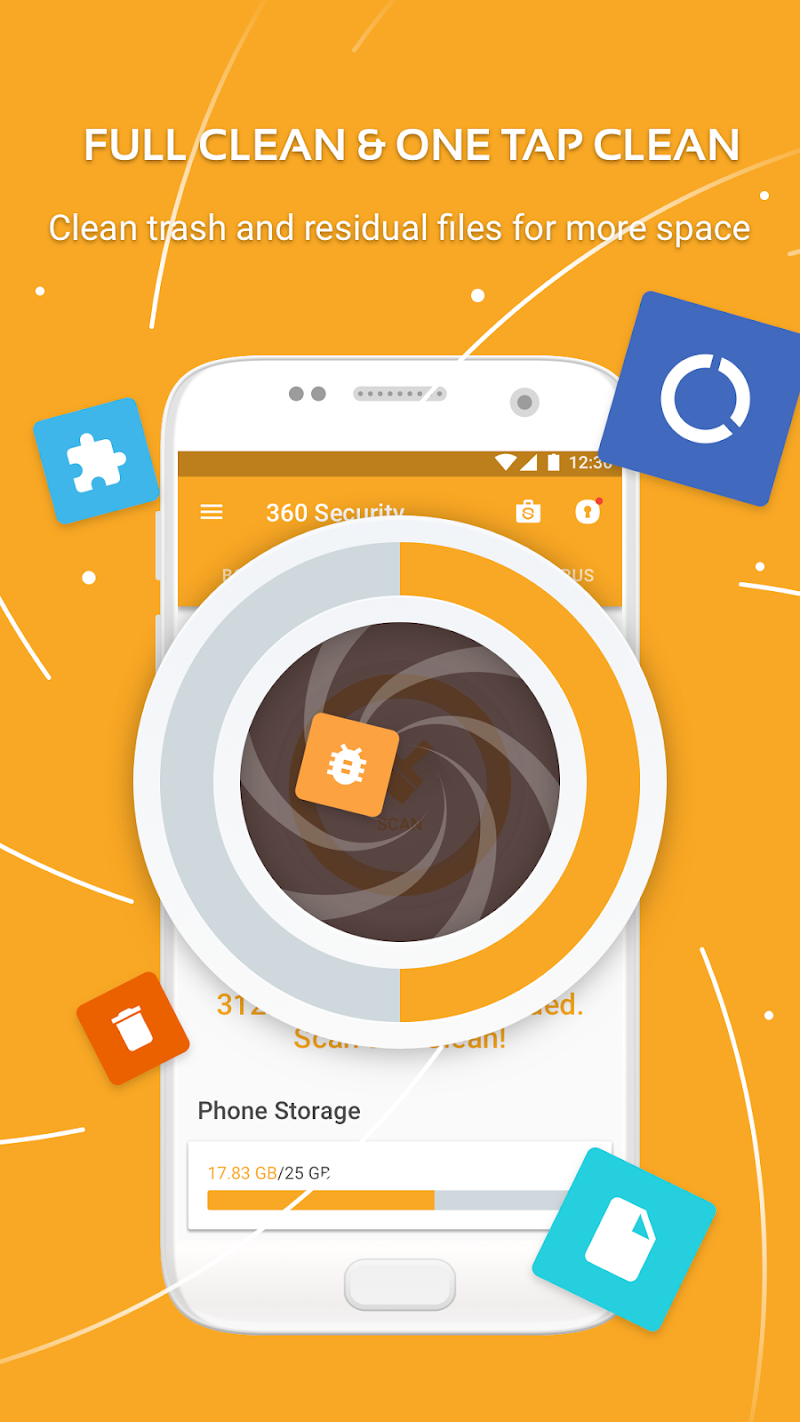 360 Security - Free Antivirus, Booster, Cleaner APK Cracked