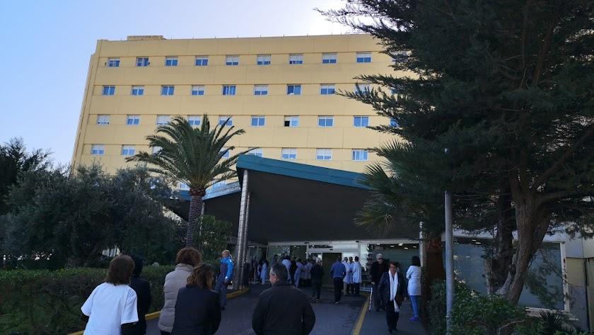 Las pruebas se están realizando en el Hospital Torrecárdenas.