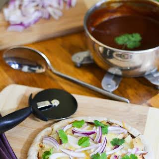 21 Day Fix Barbecue Sauce & BBQ Chicken Pita Pizza.