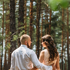 Wedding photographer Elena Gurskaya (ElenaGurskaya). Photo of 25.07.2017