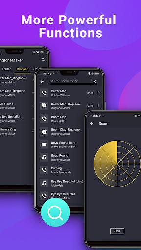 Ringtone Maker - Mp3 Editor & Music Cutter 2.5.7 screenshots 8