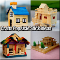 Crafts Popsicle Stick Ideas icon