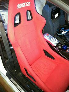 シルビア S15 スペックS改R仕様(笑)のシートのカスタム事例画像 白銀狼(チーム改車音)@FtR-Style さんの2018年06月09日09:31の投稿