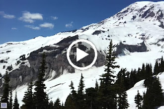 Video: View From Mt Rainier Trail