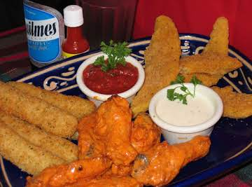 Game Day Appetizers and snacks Recipes