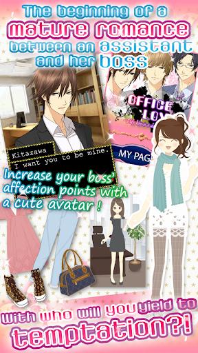 anime romance dating games