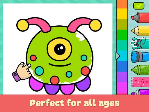 Coloring book for kids screenshot 7