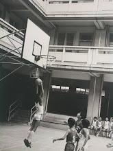 Photo: 喇沙校聯籃球比賽在本校舉行本校得冠軍03