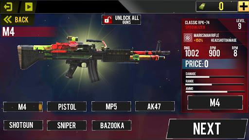 Bank Robbery SSG Shooting Game 2020  screenshots 6