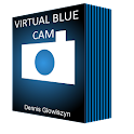 4K Virtual Blue Kamera
