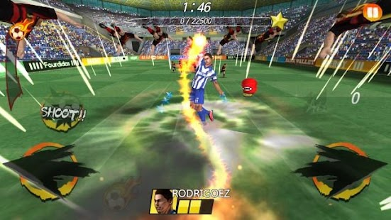 Football King Rush Apk Full v1.6.03 Mod