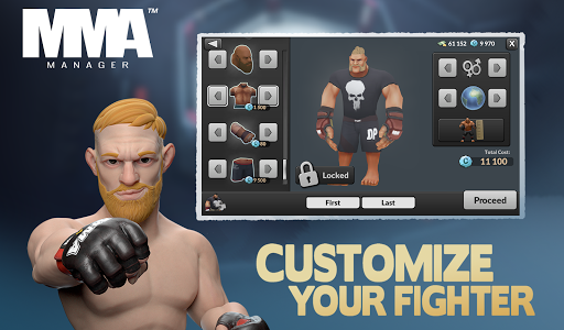 MMA Manager 0.32.3 screenshots 18