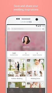 Bridestory - Wedding App- screenshot thumbnail