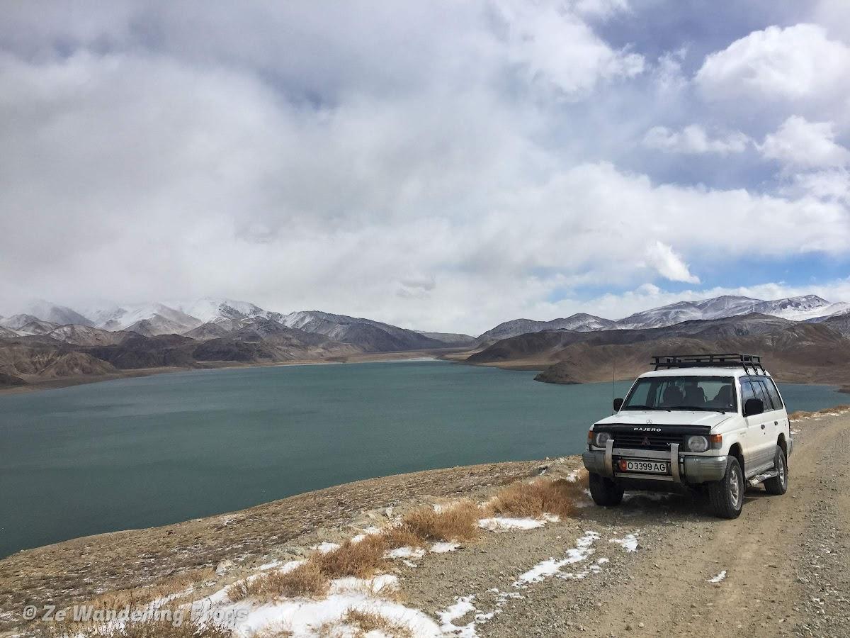 Travel to Tajikistan Pamir Highway and Wakhan Corridor // Yachi Kul Lake