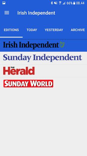 Independent Newsstand ss2