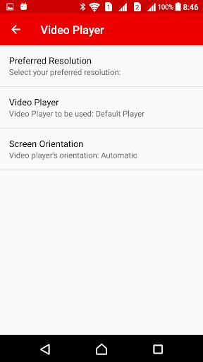 VideoTube - YouTube 1.2.16 screenshots 6