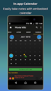 Movie Wiki –  Trailers – TV Show – Film & Cinema  App Download For Android and iPhone 7