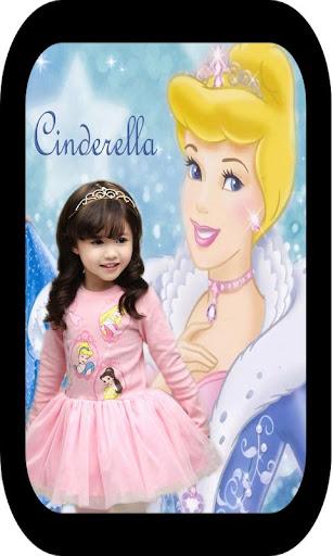 Cinderella Princess Photo Frames Editor 2018  screenshots 2
