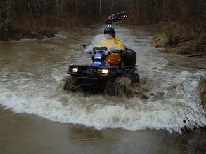 Photo: Sat, May 14/11 SBC ATV Day - Charles and Mariah make their splash