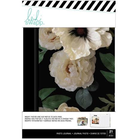 Heidi Swapp Photo Journal 8X5.33 - Magnolia Jane Floral UTGÅENDE