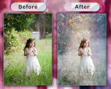 Photo lab-Photo Frame,Smart Blur,DSLR,Oil Paint - náhled