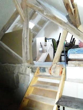 Vente maison 2 pièces 39,14 m2