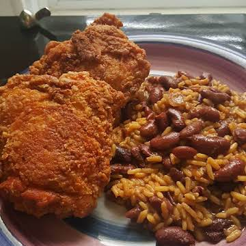 Iris's Red Beans and Rice