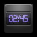 Digital Clock Wallpaper icon