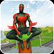 Spider Rope Hero Gangster: Crime City Simulator 3D