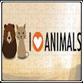 PUZZLE – I ♥ ANIMALS !