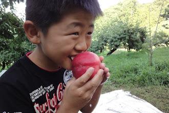 Photo: 笑顔に・・・