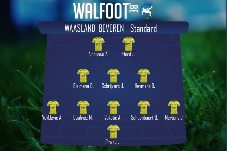 Waasland-Beveren (Waasland-Beveren - Standard)