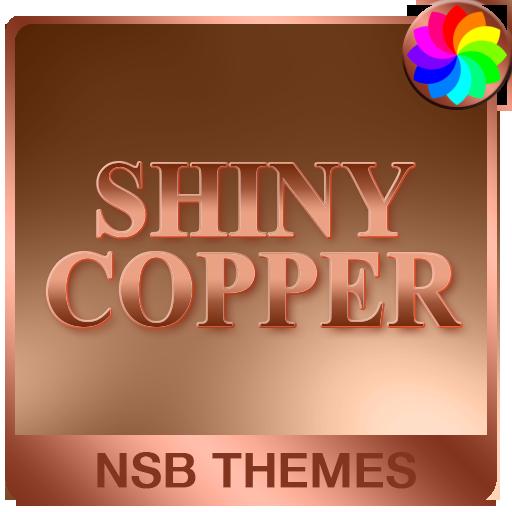 Shiny Copper Theme for Xperia