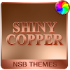 Shiny Copper Theme for Xperia APK Icon