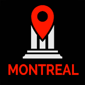 Montreal Travel Guide & Map Offline