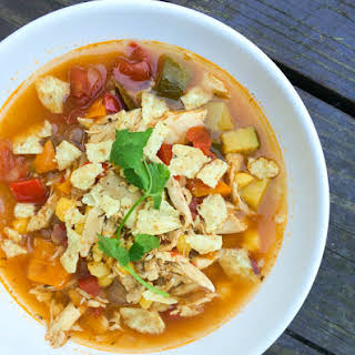 Chicken Tortilla Soup With Hominy Recipes.