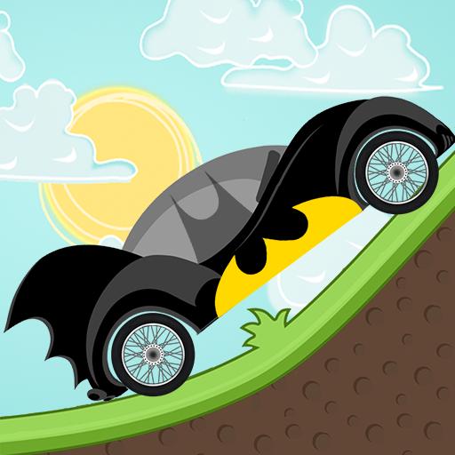 Hill Climbing Batmobile (game)