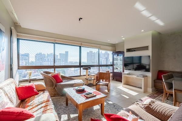 Apartamento Residencial à venda, Menino Deus, Porto Alegre 102m²