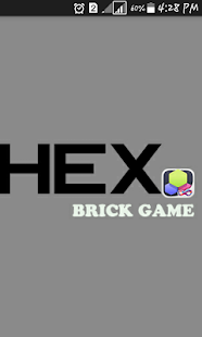 Hex Brick Game - náhled