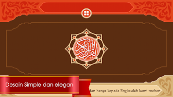 Screenshot of MyQuran Al Quran Indonesia
