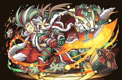 クリスマスツリー パズドラ