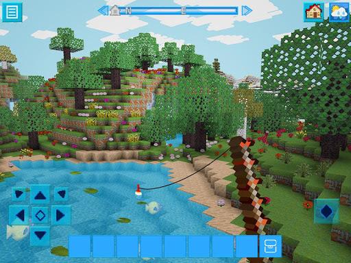 RoboCraft: Building & Survival Craft - Robot World 4.2.6 screenshots 8