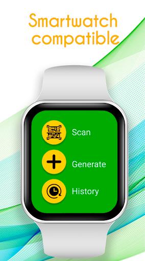 QR Code & Barcode Scaner/Reader/Generator screenshot 4