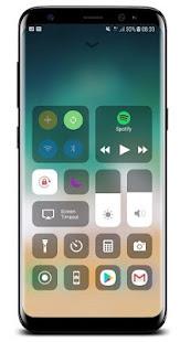 App 3D Phone X Launcher & Control Center IOS 12 APK for Windows Phone