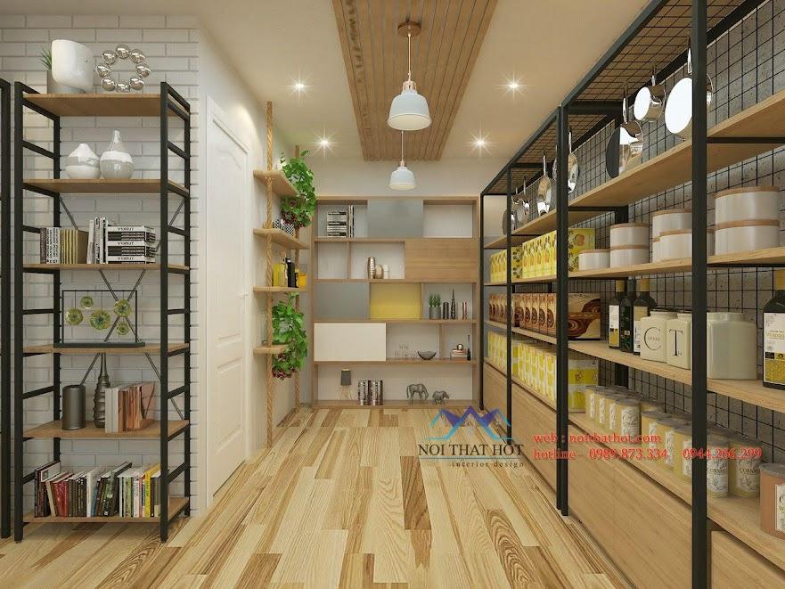 thiết kế cửa hàng tiện ích 7