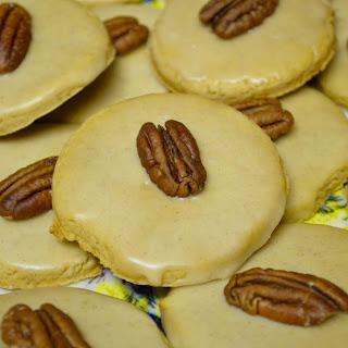 Vegan Maple Spice Cookies