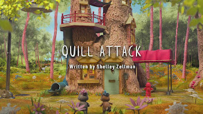 Quill Attack; The Odd Couple thumbnail