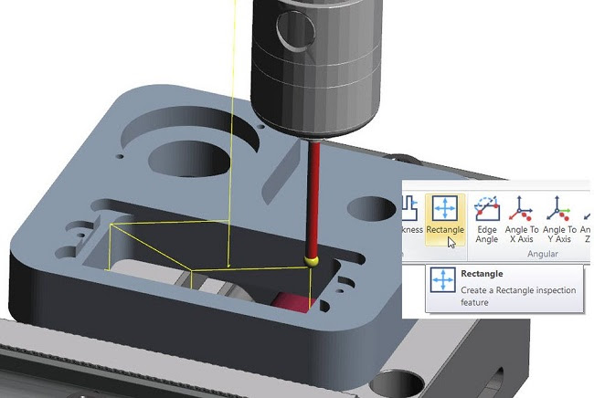 EDGECAM Inspect — измерения с ЧПУ
