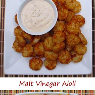 Malt Vinegar Aioli Recipe