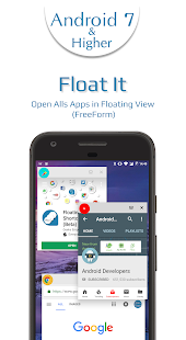 Floating Shortcuts | #FloatIt Screenshot